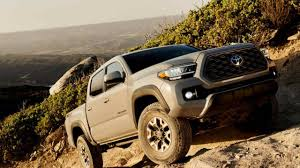 100 Pro Trucks Plus 2020 Toyota Tacoma Gets Tech Upgrade Plus Army Green TRD SlashGear