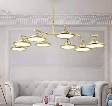 txdz nordic postmodern chandelier tree branch molekulare