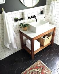Small Bathroom Pictures Before And After by Clever Hexagon Bathroom Sink Inspirational Small Bathroom Remodel
