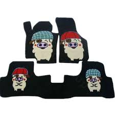 Cute Auto Floor Mats by Buy Wholesale Personalized Real Sheepskin Skull Funky Tailored