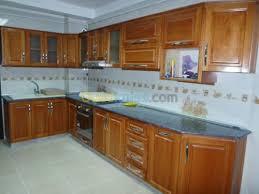 meuble cuisine alger modèle de cuisine algérie en photo