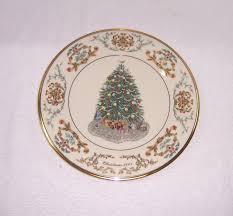 Lenox Christmas Trees Around The World