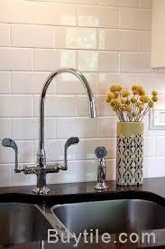 Subway Tile Backsplash For Kitchen Bevelled Matte Fliesenspiegel Fliesenspiegel Küche