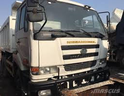 100 Nissan Diesel Truck PF6 Forklifts Price 14567 Year Of Manufacture