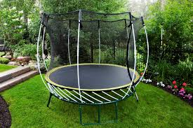 A Superb New Trampoline Design, Drastically Reduces Injuries Vs ... Skywalker Trampoline Reviews Pics With Awesome Backyard Pro Best Trampolines For 2018 Trampolinestodaycom Alleyoop Dblebounce Safety Enclosure The Site Images On Wonderful Buying Guide Trampolizing Top Pure Fun Of 2017 Bndstrampoline Brands Durabounce 12 Ft With 12ft Top 27 Reviewed Squirrels Jumping Image Excellent