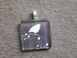 how to make glass tile pendants sunday afternoon