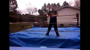 I Am Back With A New Season With A Real Wrestling Ring And I'm ... Backyard Wrestling Link Outdoor Fniture Design And Ideas Taekwondo Marshmallow Mondays Custom Remco Awa Wrestling Ring Wrestlingfigscom Wwe Figure Forums Homemade Selbstgemachter Youtube Kyushu Pro 164 Escaping The Grave Pinterest Trampoline 5 Steps Trailer Park Boys Of Bed Inexterior Homie Backyard Ring Party My Party Next Door How Young Bucks Revolutionised Professional