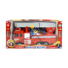 Harga Daesung Toys Ds 926 King Super Fire Engine Diecast Murah ...
