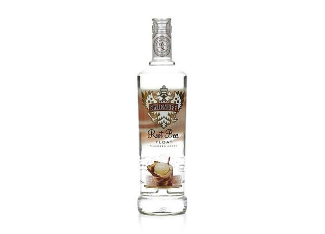 Smirnoff Vodka, Root Beer Float - 750 ml