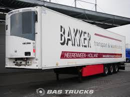 100 Semi Truck Used Parts Schmitz Unfall Doppelverdampfer Doppelstock Palettenkasten SKO 24