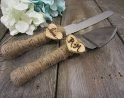 Wedding Cake Cutter Bridal Shower Gift Knife Set
