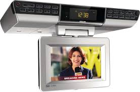 Ilive Under Cabinet Radio With Cd by Ilive Ikbc384s Bluetooth Under The Cabinet Radio With Cd Player