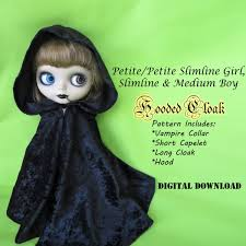 Blythe Doll Clothes Patterns Free