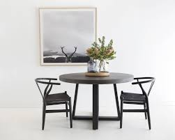 1.2m Alta Round Dining Table - Black With Black Metal Legs ... Steel Ding Room Chairs Kallekoponnet Modern Narrow Table Set Cute With Photo Of 36 Round Natural Laminate With Xbase And 4 Ladder Back Metal Black Vinyl Seat 2 Ding Tables 8 Chairs In Metal Black Retro Design Square Walnut Grid Barstools Amazoncom Shing Wood Laneberg Svenbertil Brown Lucano Marble Leather Mesmerizing Iron Legs Reclaimed Base 5 Piece Kitchen Tag Archived Of Polyurethane Likable Pcs Table