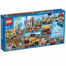 100 Lego City Dump Truck LEGO Demolition Site Walmartcom