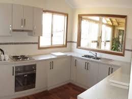 Kitchen Island U Shaped Ideas Vintage Pendant Lamp Refrigerator White Cupboard Galley Dimensions