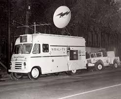 Remote Production Truck | CBC History