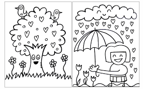 New PDF Printable Valentines Day Coloring Book Welcome To Jelene