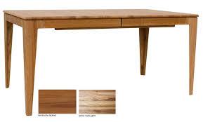 avignon massivholztisch ausziehbar kernbuche o eiche rustikal