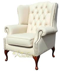 Cream Leather Chair – Sinatratom.com Queen Anne Style Wing Chair C1920 Purple Armchair Pantradingco Irton Chesterfield Linen High Back Charles Charcoal Blue Trimftstool Uk Manufactured Majolica Queen Anne Sofa Hotelsunshineco Wingback Armchair Sale Recling Details About Marinello Kingfisher Fabric How To Reupholster A A Bystep Tutorial New Qa High Wing Back Chair Fireside Extra Tall