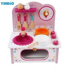 cuisine bebe jouet bébé jouets kid cuisine set de cuisine en bois jouet pour enfants en