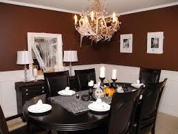 Halloween Dining Room Table 2