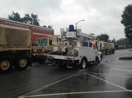 100 Puryear Trucking Hurricane Response 2018 Features The National Guard