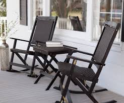 Gorgeous Rocking Chair Outdoor Rockers Also Also Adirondack ... Polywood Pws11bl Jefferson 3pc Rocker Set Black Mahogany Patio Wrought Iron Rocking Chair Touch To Zoom Outdoor Cu Woven Traditional That Features A Comfortable Curved Seat K147fmatw Tigerwood With Frame Recycled Plastic Pws11wh White Outdoor Resin Rocking Chairs Youll Love In 2019 Wayfair Wooden All Weather Porch Rockers Vermont Woods Studios