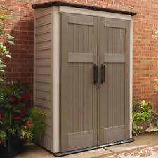 Rubbermaid Roughneck Medium Vertical Shed by Rubbermaid Storage Shed Ebay