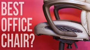 Hyken Mesh Chair Manual by Best Office Chair Dormeo Espo Octaspring Youtube