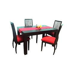 Farah Dining Table With 6 Chairs