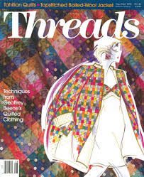 Thread Shed Uniforms Salisbury Nc by Threads Magazine 42 August September 1992 By Mary Lopez Puerta Issuu