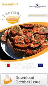 newsletter cuisine il borma maltese food newsletter i maltese food