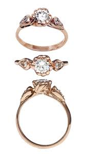 Custom Engagement Rings And Wedding Made In Portland