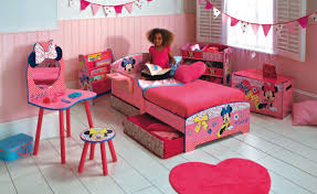Minnie Mouse Twin Bed In A Bag by Wonderful Minnie Mouse Bedroom Designs Bedding Set Theme Kids