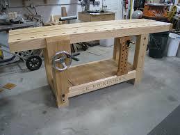 ruobo workbench thread my benchcrafted roubo workbench build