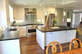 ikea kitchen cabinets reviews Kitchen Transitional with barstool