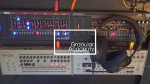 100 Boutique Studio Mode Granular Intentions 05 Techno Roland Ableton Live AKAI