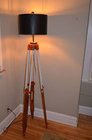 surveyors spotlight floor l surveyor tripod by david white as floor l for sale at 1stdibs