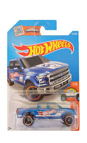 100 Ford Truck Models List Amazoncom Hot Wheels 2016 HW Hot S 15 F150 141250