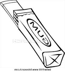 Gum Clip Art Blogsbeta