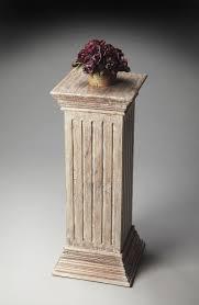Butler Artifacts Pedestal Plant Stand & Reviews