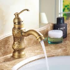 Menards Brass Bathroom Faucets by Bathroom Antique Brass 2 Handle Menards Bathroom Faucets For