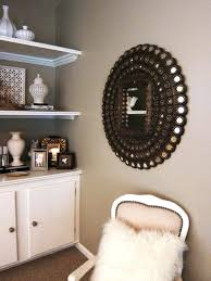 Ebay Decorative Wall Mirrors by Decorative Wall Mirror Sets Piece Small Square Decor Mirrors Metal