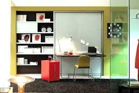 bureau escamotable mural lit escamotable avec bureau integre luxury table socialfuzz me