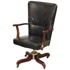 Art Deco fice Chair at 1stdibs