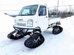 100 Suzuki Mini Trucks Camso Camoplast Track Adapter Kit For