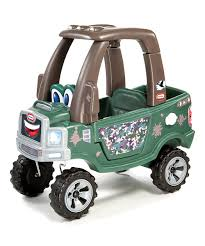 Little Tikes Cozy Camo Truck | Zulily Little Tikes Easy Rider Truck Zulily 2in1 Food Kitchen From Mga Eertainment Youtube Replacement Grill Decal Pickup Cozy Fix Repair Isuzu Dump For Sale In Illinois As Well 2 Ton With Tri Axle Combo Dirt Diggers Blue Toysrus 3in1 Rideon Walmartcom Latest Toys Products Enjoy Huge Discounts
