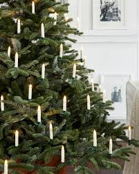 Color Changing LED Christmas Tree Candles Set Of 20 By Balsam Hill