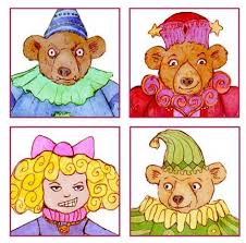 Click Here To Download Goldilocks And Papa Bear